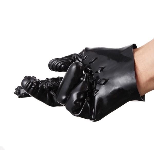 Massage Handschuh
