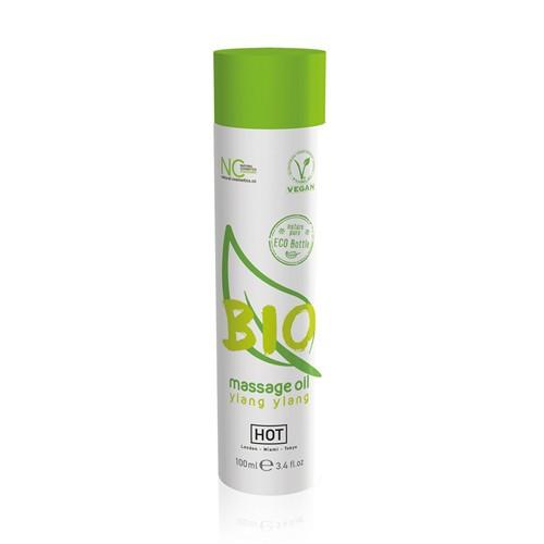 HOT BIO Massage Oil Ylang Ylang - 100 ml