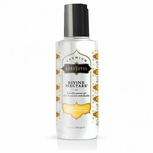 Divine Nectar ableckbares Massageöl - Kokosnuss/Ananas