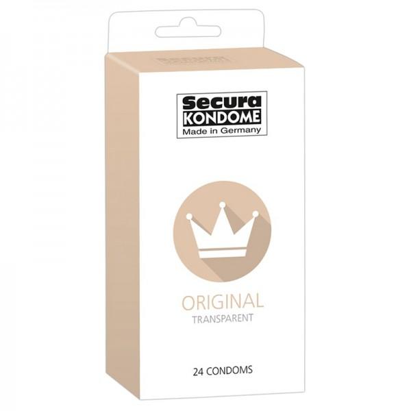 Secura Original Kondome 24 Stück