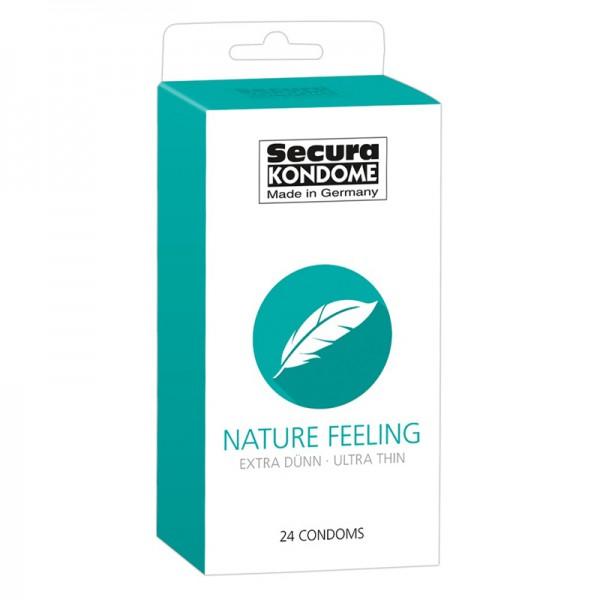 Secura Nature Feeling Kondome 24 Stück