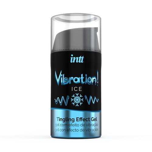 Vibration! Ice Tingling Gel