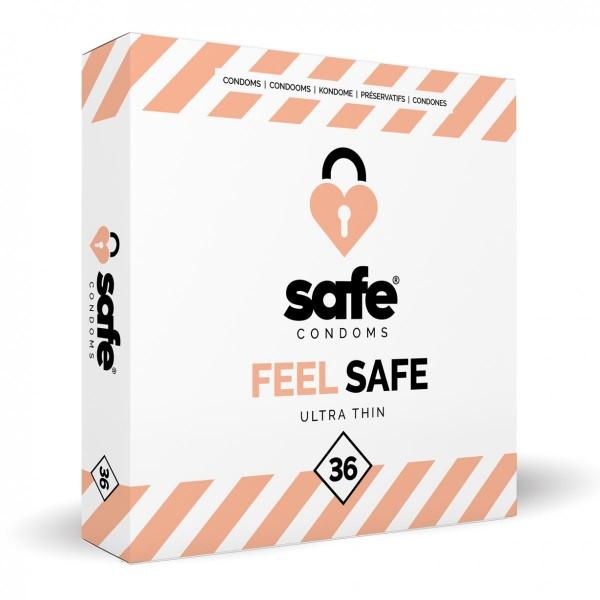 SAFE – Kondome – Ultra Dünn – 36 Stück