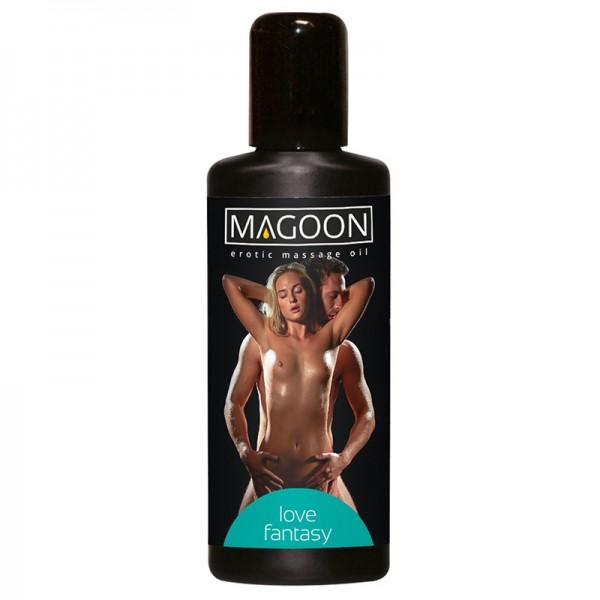 Love Fantasy Massage-Öl 100 ml