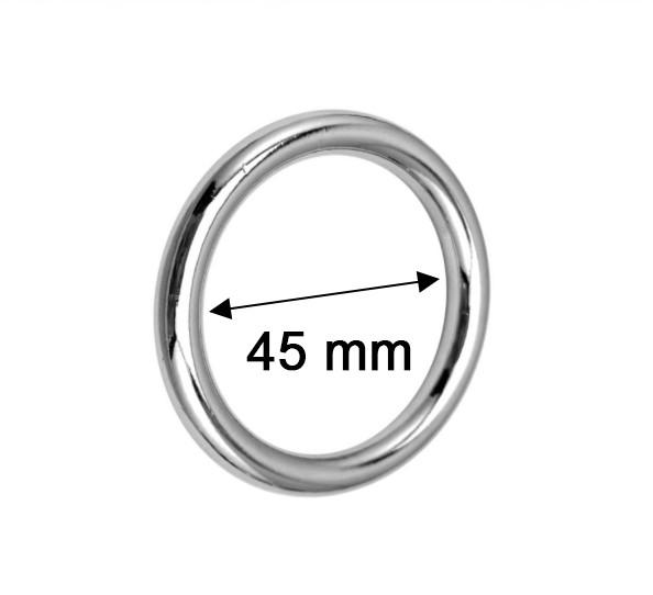 Penisringe verschiedene Größen aus Edelstahl
